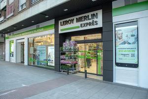 Leroy Merlin Exprés, el nuevo concepto de tienda en Madrid