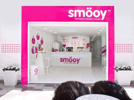 La española smöoy inaugura una nueva heladería en Reino Unido