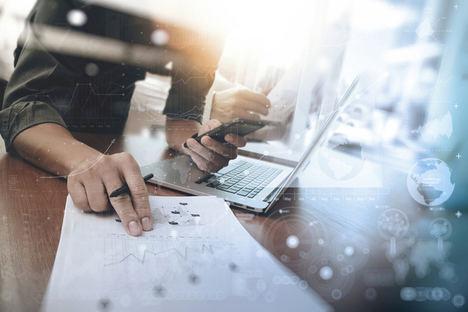 Las medianas empresas, las más activas en el uso de la factura electrónica