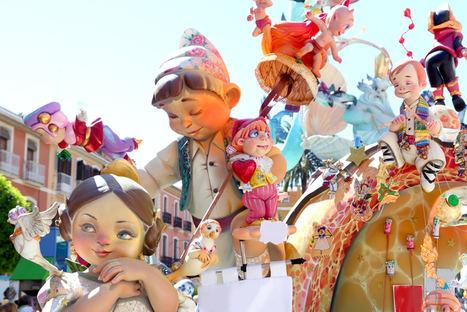 Las Fallas, entre las fiestas favoritas de los españoles