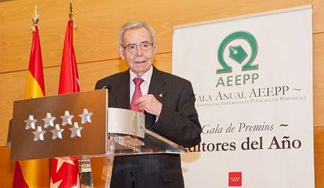 Fallece D. Miguel de Haro, presidente de Ediciones y Estudios, y Presidente de Honor de AEEPP