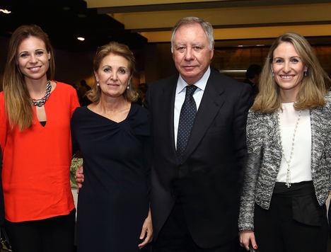 Familia González Armero, propietaria Grupo Alibérico.