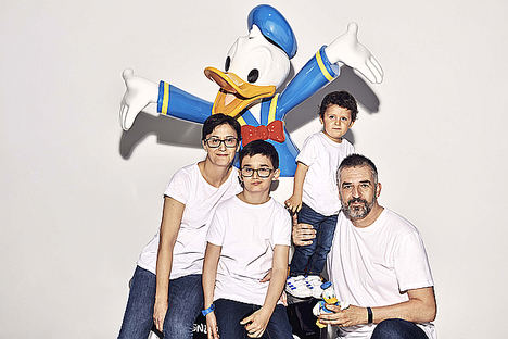 Familia de Fernando Fresno Jiménez.