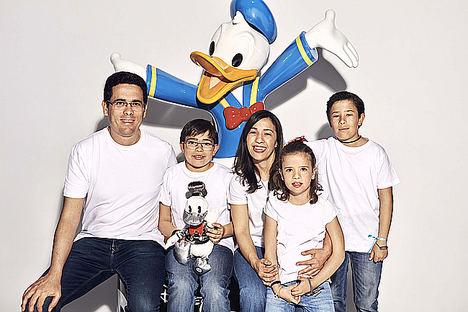 Familia de Julina Lajo Fernández.