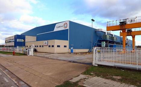 Alibérico formaliza la compra de la planta de Gamesa en Miranda de Ebro