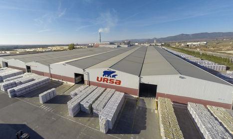 URSA trabaja en la estrategia de descarbonización de sus soluciones con cada vez mayor porcentaje de material reciclado en su composición