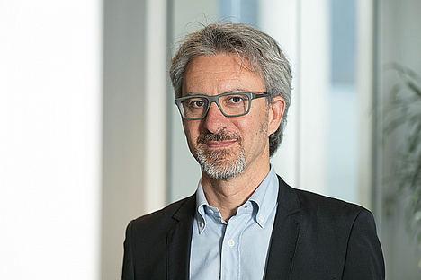 Silvano Veglia, Director de Gestión de Productos para Chasis y Frenado en el Mercado de Posventa EMEA de DRiV™.