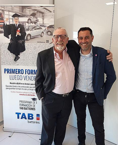 Raúl Pacho, nuevo responsable de Arranque de TAB Spain