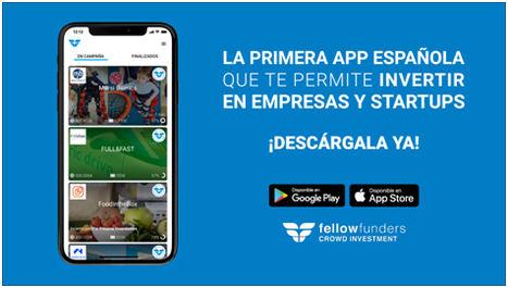 Fellow Funders lanza la primera App española de Equity Crowdfunding para invertir en empresas y startups