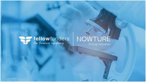 Fellow Funders y Nowture cierran una alianza estratégica para llevar la biotecnología a los mercados de capitales