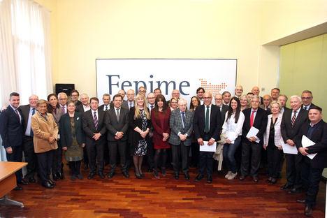 Fepime Catalunya constituye la nueva junta directiva con representantes de todos los sectores y territorios