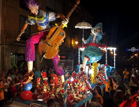 Toro despide el verano con las ferias y fiestas de San Agustín