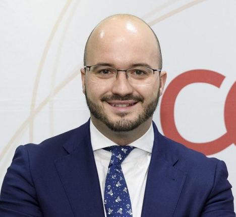 Fermín Albaladejo, nuevo vicepresidente de ATA