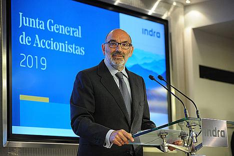 Indra ha incorporado más de 7.000 jóvenes profesionales en España en los ultimos tres años