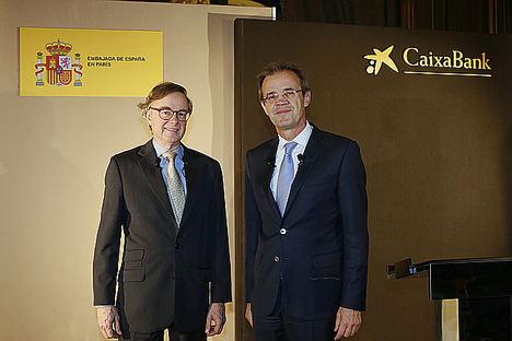 CaixaBank abre su primera sucursal en París y refuerza su presencia internacional en Europa
