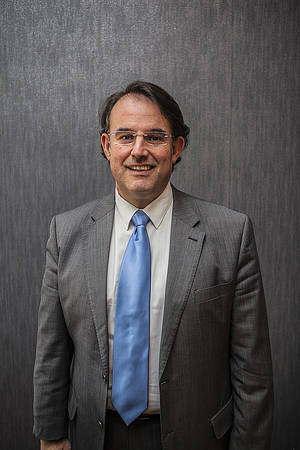 Fernando Ramos, CEO de Clínicas Zurich