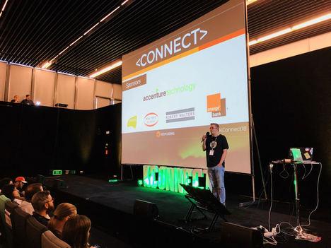 Más de 600 desarrolladores españoles analizan el futuro de la programación y la tecnología en Connect 2018