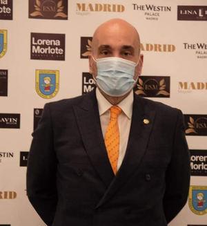 Fernando Santiago, Presidente de los Gestores Administrativos.