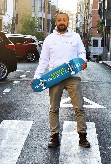 Fernando Gárate, cofundador de Antevenio, crea Metropollie