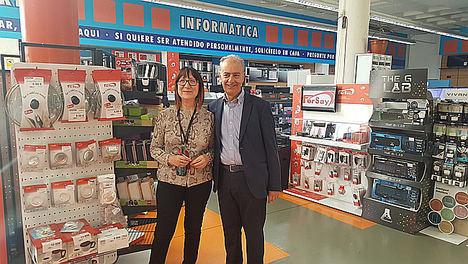 Fersay inaugura un nuevo corner en Alicante