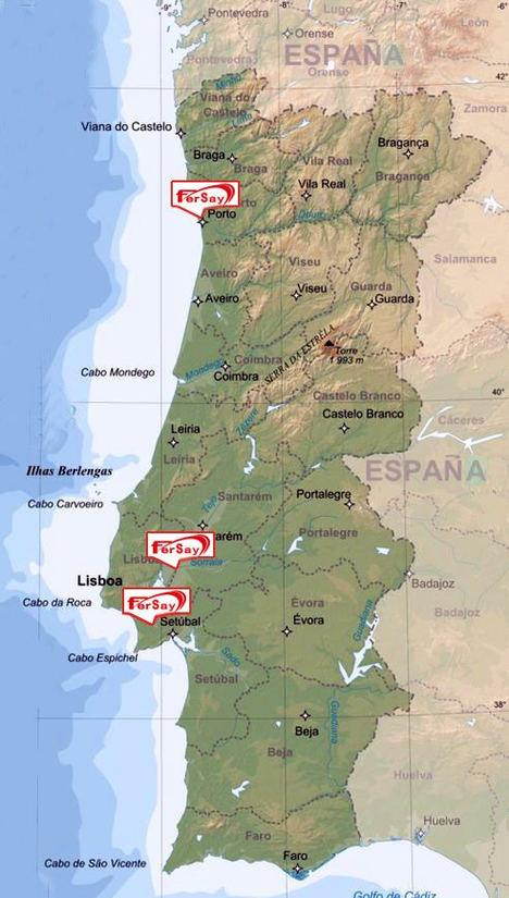 Fersay se posiciona en Portugal con tres córners