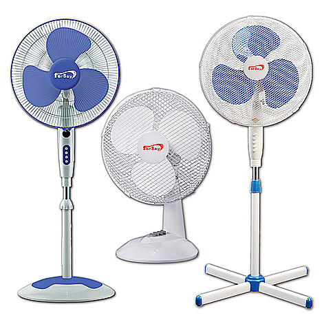 Fersay hace más llevadero el verano mejorando su gama de ventiladores