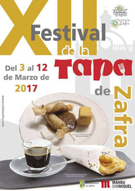 Éxito en el primer Fin de Semana del Festival de la Tapa de Zafra