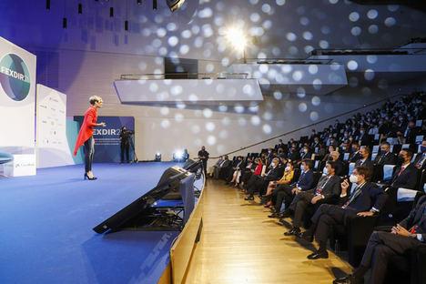Talento, sostenibilidad y personas centran la tercera edición de FEXDIR con la asistencia de 600 directivos