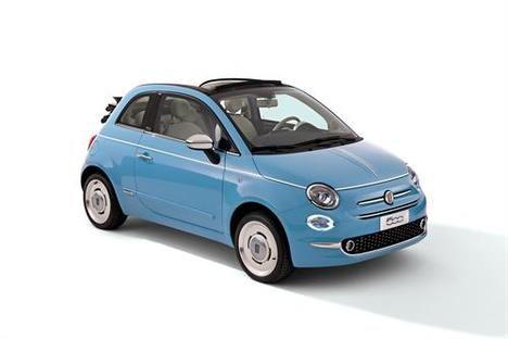 "Fiat 500 ""Spiaggina'58"""
