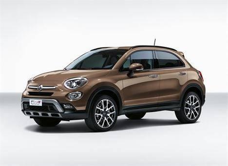 Novedades del Fiat 500X año 2018