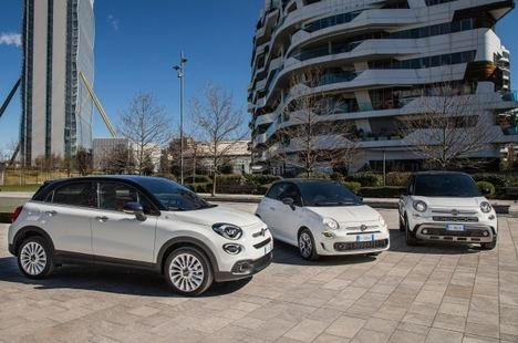Nueva familia Fiat 500 Hey Google