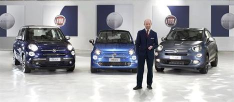 """""""La familia Fiat 500 Mirror hace tu vida más fácil"""""""