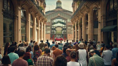 """""""Made for the planet. Made for its people"""" Spot del Nuevo (500)RED"""