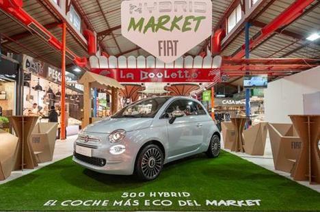 Fiat 500 Hybrid, el coche más ECO del market