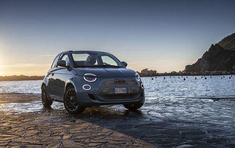 Premios para el nuevo Fiat 500