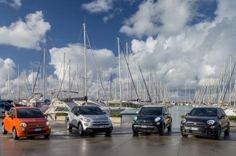 La familia Fiat 500 se renueva