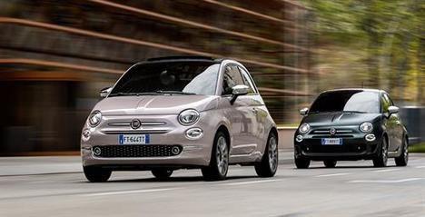 Nueva gama del Fiat 500