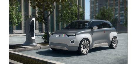 El Fiat Concept Centoventi