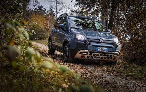 El Fiat Panda Cross nombrado mejor crossover del año