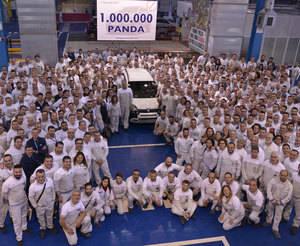 Se ha fabricado el Fiat Panda un millón