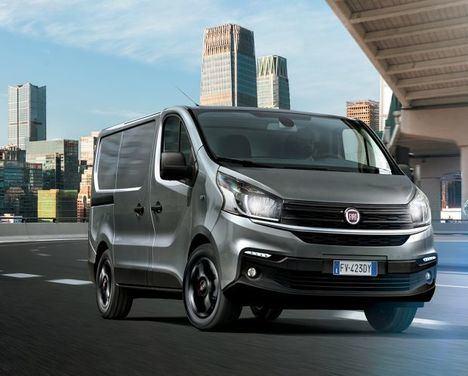 Debut del Fiat Talento MY 2020