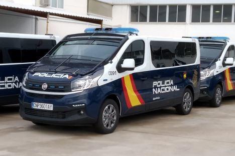 Fiat Talento amplía su presencia en el Cuerpo Nacional de Policía