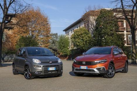 Debut del nuevo Fiat Tipo Cross y de la gama Tipo y Panda