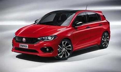 Comienza el 2019 para Fiat con el debut de la nueva gama Tipo