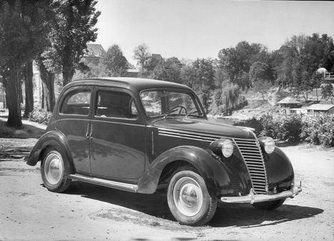 Fiat cumple un siglo de éxito en España