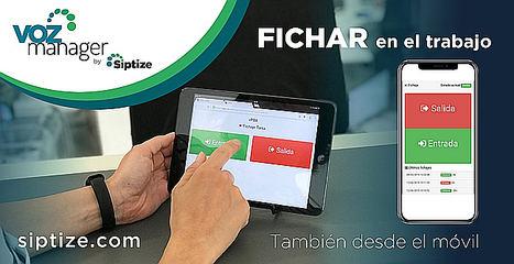 Presentan en Málaga un nuevo sistema que permite fichar con una llamada