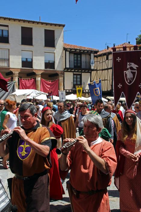 Fiesta de la Cereza y Mercado Medieval.