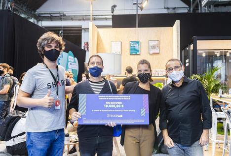 Noweat, el nuevo concepto de cantina virtual IoT, ganadora del Pitch Competition de AticcoLab
