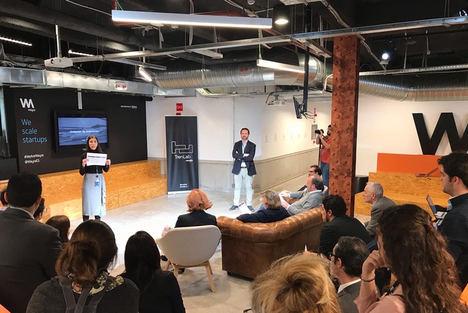 Diez finalistas de entre más de 440 startups optan a entrar en la aceleradora Trenlab
