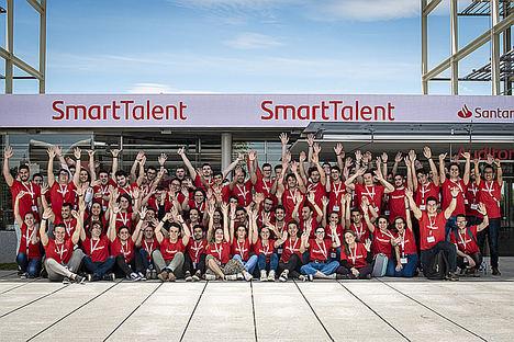 Santander Smart Talent elige a sus ganadores y premia el mejor talento universitario
